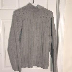 Ralph Lauren Half Zip Polo Sweater-Size Large